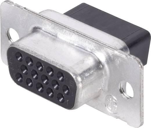 D-SUB Buchse Polzahl: 15 Crimpen TE Connectivity AMPLIMITE HD-22 1 St.