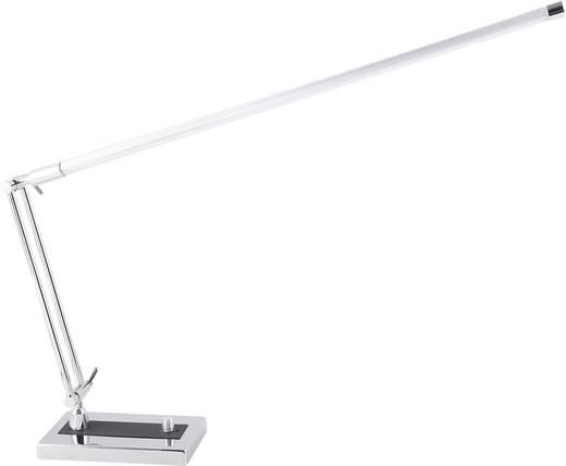 LED-Schreibtischleuchte 6 W Neutral-Weiß Renkforce Modica 1297726 Chrom
