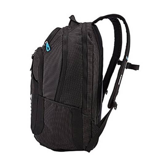 """Thule Notebook Rucksack Crossover Backpack Passend für maximal: 39,1 cm (15,4"""") Schwarz"""