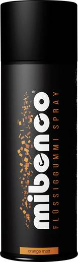 mibenco Flüssiggummi-Spray Farbe Orange (matt) 71422008 400 ml