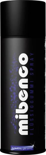 mibenco Flüssiggummi-Spray Farbe Dunkel-Blau (glänzend) 71415002 400 ml