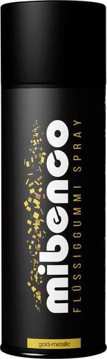 mibenco Flüssiggummi-Spray Farbe Gold-Metallic (matt) 71420028 400 ml