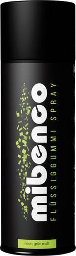 mibenco Flüssiggummi-Spray Farbe Neon-Grün (matt) 71426038 400 ml