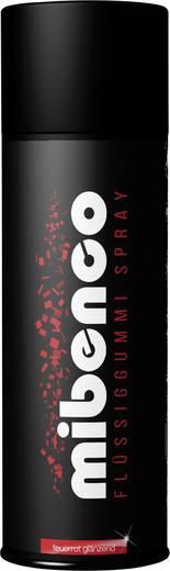mibenco Flüssiggummi-Spray Farbe Feuer-Rot (glänzend) 71413000 400 ml