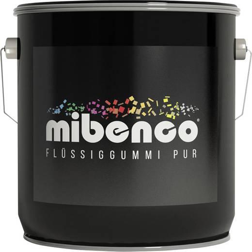 mibenco PUR Flüssiggummi Farbe Schwarz (matt) 72329005 3 kg