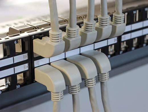 RJ45 Netzwerk Anschlusskabel CAT 6 S/FTP 1 m Grau Delock