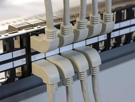 RJ45 Netzwerk Anschlusskabel CAT 6 S/FTP 2 m Grau Delock