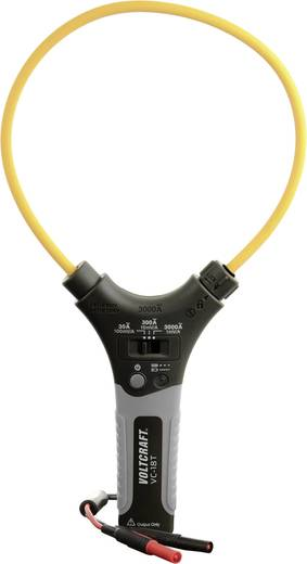VOLTCRAFT VC-18T FLEX AC-Stromzangen-Adapter 0.00 - 3000 A Stromschleifenlänge 457 mm