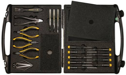 ESD, Profi Werkzeugset im Koffer 18teilig Bernstein 2285