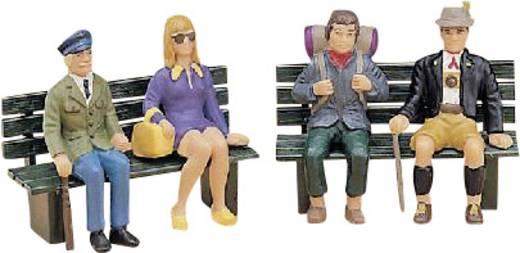 LGB L51420 G Figuren Touristen Sitzend