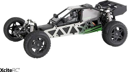 XciteRC SandStorm one8 Brushed 1:8 RC Modellauto Elektro Buggy Heckantrieb 100% RtR 2,4 GHz