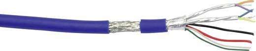 USB-Kabel 8 x 0.08 mm² Blau U3Z500 Meterware