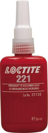 Schraubensicherung Festigkeit: niedrig 50 ml LOCTITE® 221 135331