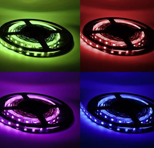 LED-Streifen-Komplettset mit Stecker 12 V 500 cm RGB