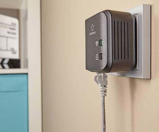 Powerline WLAN Einzel Adapter 500 MBit/s Renkforce PL500D WiFi powered by devolo