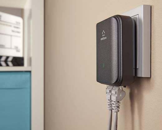 Powerline WLAN Starter Kit 500 MBit/s Renkforce PL500D WiFi powered by devolo