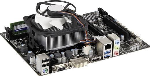 PC Tuning-Kit (Media) AMD A4-6300 (2 x 3.7 GHz) 4 GB Micro-ATX