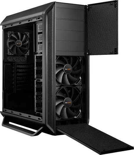 midi tower pc geh use gaming geh use bequiet silent base 800 black schwarz. Black Bedroom Furniture Sets. Home Design Ideas
