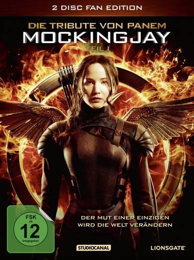 DVD Die Tribute von Panem - Mockingjay Teil 1 FSK: 12