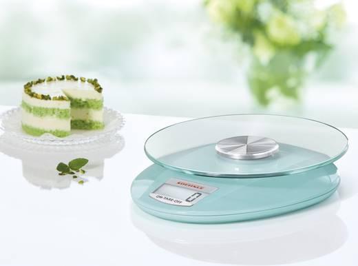 Digitale Küchenwaage digital Soehnle Roma Wägebereich (max.)=5 kg Pastell-Grün