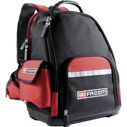 "Batoh na notebooky s max.velikostí 38,1 cm (15"") Facom BS.L30PB, černá, červená"