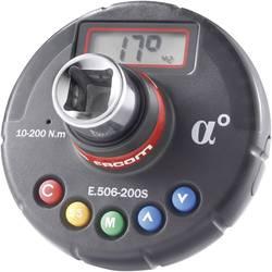 "Digitálny momentový adaptér na račňu Facom E.506-200S, 1/2"" (12,5 mm), 10 - 200 Nm"