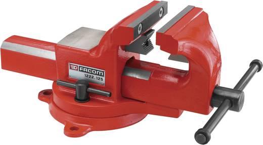 Schraubstock Facom 1224.125 Backenbreite: 125 mm Spann-Weite (max.): 150 mm