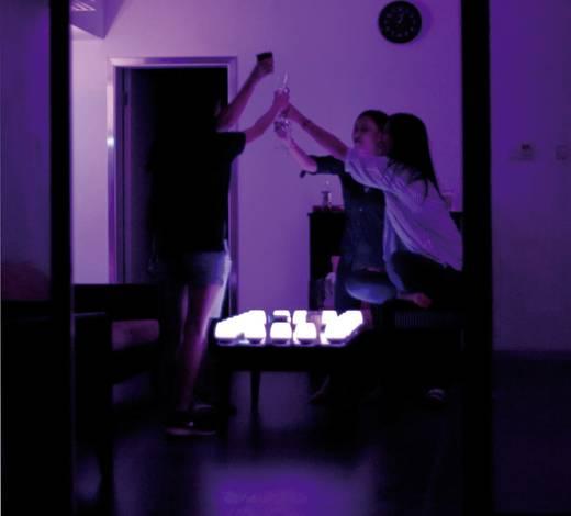 LED-Tischlampe RGB Mipow Playbulb Candle BTL300 Weiß