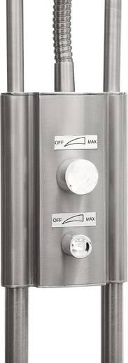 LED-Deckenfluter mit Leselampe 22 W Warm-Weiß Klima1stKlaas 0080 Nickel (matt)