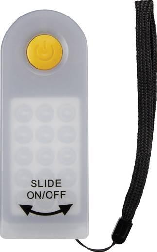 LED Taschenlampe mit Handschlaufe Basetech batteriebetrieben 80 g