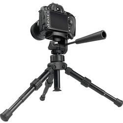 Stolní stativ Kaiser Fototechnik Kamera-Tischstativ DSLR, 1/4palcové, min./max.výška 18 - 30 cm, černá
