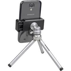 Stolní stativ Kaiser Fototechnik Smartphone-Stativ, 1/4palcové, stříbrná