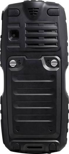 RugGear RG100 Dual-SIM-Outdoor Handy, Schwarz, IP-68, MIL 810G