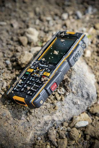 RugGear RG300 Outdoor-Handy, MicroSD, 5 MP Kamera, Schwarz,IP-68 ...