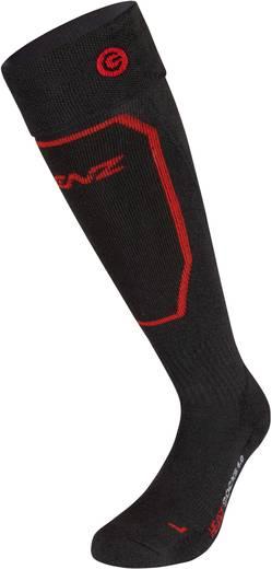 Heizsocken 39 bis 41 Lenz set lithium pack rcB 1200 + heat sock 1.0 unisex Schwarz/Rot 1510-3941