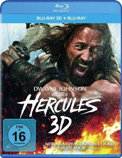 blu-ray 3D Hercules + 2D Blu-ray FSK: 16