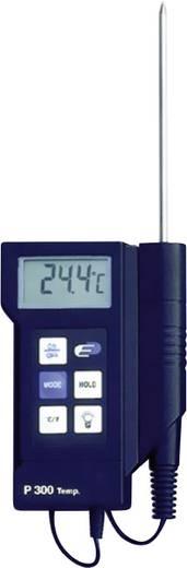 Einstichthermometer TFA 31.1020 Kalibriert nach ISO Messbereich Temperatur -40 bis +200 °C Fühler-Typ NTC HACCP-konform