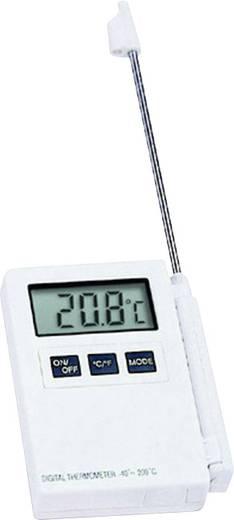 Einstichthermometer TFA Kat.Nr. 30.1015 Profi-Digitalthermometer Messbereich Temperatur -40 bis 200 °C Fühler-Typ NTC HA