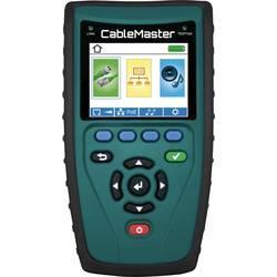 Tester elektroinštalácie s určením dĺžky a lokalizáciou poruchy pomocou TDR a testom sieťového pripojenia Softing CableMaster 600