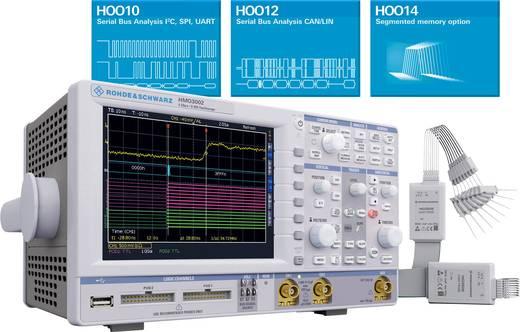 Digital-Oszilloskop Rohde & Schwarz HMO Complete2 500 MHz 18-Kanal 4 GSa/s 8 Mpts 8 Bit Kalibriert nach Werksstandard (o