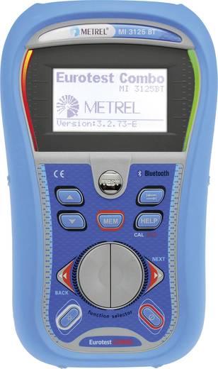 Metrel MI 3125BT VDE-Prüfgerät VDE 0100 / Installationsmessgerät Combo BT Kalibriert nach ISO