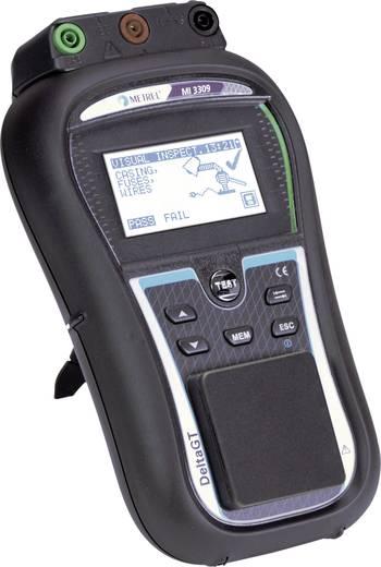 Metrel MI 3309BT VDE-Prüfgerät VDE 0701-0702 Geräteprüfer Kalibriert nach DAkkS