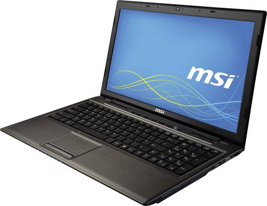 msi cr61 39 6 cm 15 6 zoll notebook intel core i3 4 gb. Black Bedroom Furniture Sets. Home Design Ideas