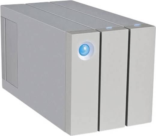 Externe Festplatte 8.9 cm (3.5 Zoll) 12 TB LaCie 2big Thunderbolt 2 Silber USB 3.0, Thunderbolt 2 RAID-fähig