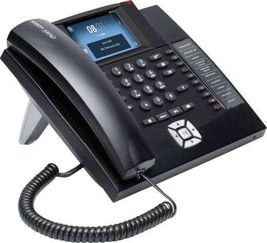 Systemtelefon,VoIP Auerswald COMfortel 1400IP Freisprechen, Headsetanschluss Touch-Farbdisplay Schwarz