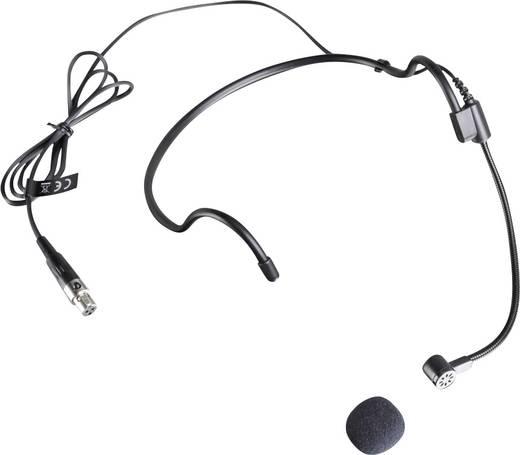 LD Systems LDWS100MH1 Headset Gesangs-Mikrofon Übertragungsart:Kabelgebunden inkl. Windschutz
