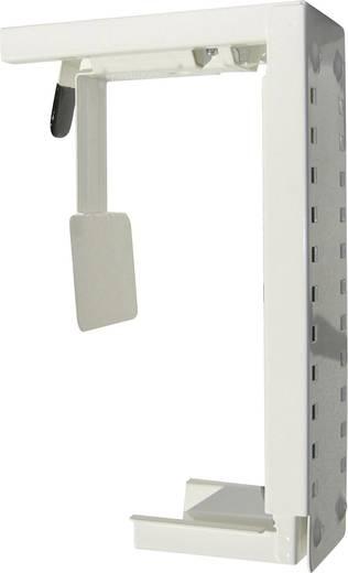 NewStar PC-Tischhalterung NewStar Products Creme (L x B) 37 cm x 23 cm CPU-D100WHITE