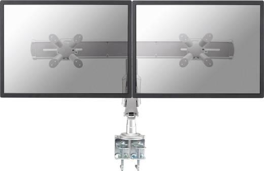 """2fach Monitor-Tischhalterung 25,4 cm (10"""") - 61,0 cm (24"""") Neigbar+Schwenkbar, Rotierbar NewStar Products FPMA-D940D"""