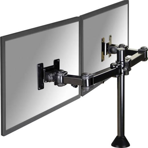 """Monitor-Tischhalterung 25,4 cm (10"""") - 68,6 cm (27"""") Neigbar+Schwenkbar, Rotierbar NewStar Products FPMA-D960DG"""
