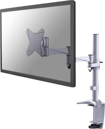 """Monitor-Tischhalterung 25,4 cm (10"""") - 76,2 cm (30"""") Neigbar+Schwenkbar, Rotierbar NewStar Products FPMA-D1330SILVER Höh"""